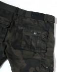 Джинсы карго карманы мужские (камуфляж Iteno): артикул 1087716