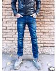 2652 LS джинсы мужские на флисе стрейчевые (29,30,30,31,32,32,38, 7 ед.) : артикул 1087690