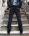 8813-1 черные ITENO брюки-карманы мужские демисезонные не тянутся (30-38, 6 ед.): артикул 1074706