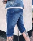 00348 Manzara шорты джинсовые мужские стрейчевые (29,29,30,31,31,34,34,36, 8 ед.): артикул 1088043