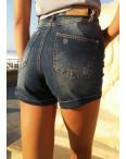 5296 Replus шорты женские серые короткие котоновые (27,27,27,27,28,29, 6 ед.): артикул 1088036