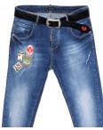 5861 Dsquared (30-36, батал 5 ед.) джинсы женские весенние стрейчевые: артикул 1077548