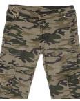 1123 LAZ 1 камуфляж C.Devoir (29-36, 8 ед.) брюки мужские летние стрейчевые: артикул 1080271