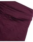 1012 бордовый прорези Topshop X (34-42, 10 ед.) джинсы женские летние стрейчевые: артикул 1080358
