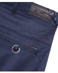 1952-1112 синие Dividers (30-38, 7 ед.) брюки мужские осенние стрейчевые: артикул 1083480