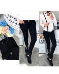 Черные джинсы с обычной посадкой ( 0106 Mardoc ): артикул 1089390