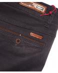 0050-6 Feerars брюки мужские молодежные с косым карманом серые весенние стрейчевые (28-36, 8 ед.): артикул 1087762