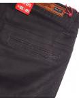 0038-6 Feerars брюки мужские с косым карманом серые весенние стрейчевые (29-38, 8 ед.): артикул 1087767