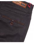 0037-6 Feerars брюки мужские с косым карманом серые весенние стрейчевые (29-38, 8 ед.): артикул 1087769
