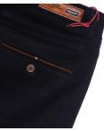 0037-29 Feerars брюки мужские с косым карманом темно-синие весенние стрейчевые (29-38, 8 ед.): артикул 1087776