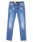 2058 Fang джинсы мужские с теркой весенние стрейчевые (29-36, 8 ед.): артикул 1087807