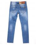 2061 Fang джинсы мужские с теркой весенние стрейчевые (29-36, 8 ед.): артикул 1087810