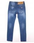 2067 Fang джинсы мужские с теркой весенние стрейчевые (29-36, 8 ед.): артикул 1087811