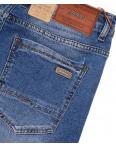 2062 Fang джинсы мужские батальные с теркой весенние стрейчевые (32-40, 8 ед.): артикул 1087815