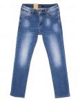 2042 Fang джинсы мужские с теркой весенние стрейчевые (30-38, 8 ед.): артикул 1087827