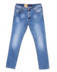 2056 Fang джинсы мужские с теркой весенние стрейчевые (29-36, 8 ед.): артикул 1087828