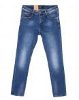 2036 Fang джинсы мужские с теркой весенние стрейчевые (30-38, 8 ед.): артикул 1087831