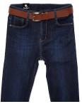 0776 Moon girl джинсы женские батальные на флисе стрейчевые (30-36, 6 ед.): артикул 1087887
