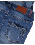 A 0333-10 Relucky комбинезон-джинсы женский с царапками стрейч-котон (25-30, 6 ед.): артикул 1087957