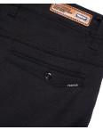 0369-1 Disvocas брюки мужские черные батальные с косым карманом весенние стрейчевые (32-38, 8 ед.): артикул 1088051