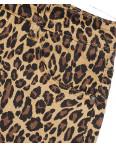 "1558 Gourd юбка с принтом ""леопард"" весенняя стрейчевая (25-29, 6 ед.): артикул 1088095"