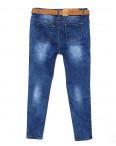 8057 M.Sara джинсы женские батальные весенние стрейчевые (31-42, 6 ед.): артикул 1088116