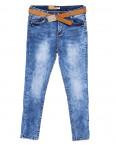 8052 M.Sara джинсы женские батальные весенние стрейчевые (30-40, 6 ед.): артикул 1088151