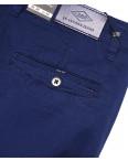 140057 LS брюки мужские синие с косым карманом весенние стрейчевые (29-38, 8 ед.): артикул 1088199