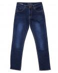 0201 синие G-Max джинсы мужские батальные классические весенние стрейчевые (32-40, 8 ед.): артикул 1088223