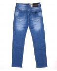 0734 Virsacc джинсы мужские батальные классические весенние стрейч-котон (32-38, 8 ед.): артикул 1088376