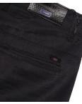 0366-1 Pobeda брюки мужские черные весенние стрейчевые (29-38, 8 ед.): артикул 1088387