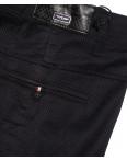 0367-1 Pobeda брюки мужские батальные черные весенние стрейчевые (34-44, 8 ед.): артикул 1088388