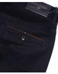 0668-29 Disvocas брюки мужские с косым карманом темно-синие весенние стрейчевые (29-38, 8 ед.): артикул 1088509