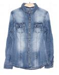 0149 (W149) Saint Wish рубашка джинсовая женская весенняя стрейчевая  (S-XL, 4 ед.): артикул 1088515