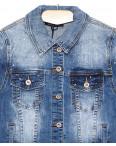 0112 (W112) Saint Wish куртка джинсовая женская весенняя стрейчевая (S-XL, 4 ед.): артикул 1088516