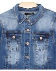 0111 (W111) Saint Wish куртка джинсовая женская весенняя стрейчевая (S-XL, 4 ед.): артикул 1088522
