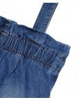 V 0033-12 Relucky юбка джинсовая с лямками весенняя котоновая (25-30, 6 ед.): артикул 1088550
