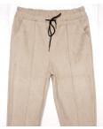 3013 XFashion брюки женские бежевые весенние стрейчевые (M-XL, 6 ед.): артикул 1088674