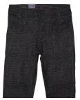 6013-1 Baron брюки мужские серые весенние стрейч-котон (29-38, 8 ед.): артикул 1088703