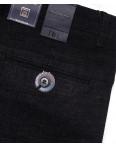 6012-1 Baron брюки мужские батальные черный меланж весенние стрейч-котон (32-38, 8 ед.): артикул 1088707