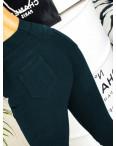 1910-6 XYH джеггинсы цвета бутылка с жемчугом демисезонные стрейчевые (25-30, 6 ед.): артикул 1088681