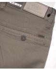 140068 LS брюки мужские бежевые весенние стрейчевые (29-38, 8 ед.) : артикул 1088745