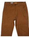 140067 LS брюки мужские коричневые весенние стрейчевые (29-38, 8 ед.) : артикул 1088746