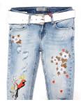 0612 Dolce Gabbana джинсы женские зауженные весенние стрейчевые (26-30, 6 ед.): артикул 1090940