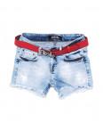 0769 Diesel шорты джинсовые женские стрейчевые (26-30, 5 ед.): артикул 1090951