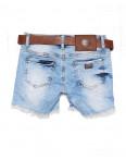 0767 Gucci шорты джинсовые женские стрейчевые (26-30, 5 ед.): артикул 1090953