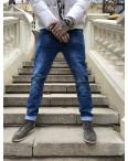 8078 Resalsa джинсы мужские зауженные весенние стрейчевые (30-4, 4 ед.): артикул 1088962