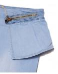 1842 UNO юбка джинсовая весенняя стрейчевая (25-30, 6 ед.): артикул 1089072