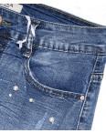 1068 M.Sara юбка джинсовая с жемчугом весенняя стрейчевая (26-32, 6 ед.): артикул 1089074