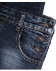 3091 M.Sara комбинезон джинсовый женский с царапками весенний стрейчевый (26-31, 6 ед.): артикул 1089096